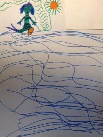 rigby drawing