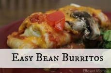 http://www.efficientmomma.com/2014/01/28/easy-bean-burritos/